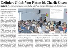 Ostfriesen Zeitung – 23.02.2012