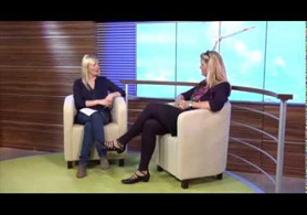 """HeimatLive – Fernseh-Interview zum Thema """"Schulfach Glück"""" – 25.10.2011"""
